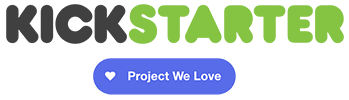 partner logo kickstarter project we love