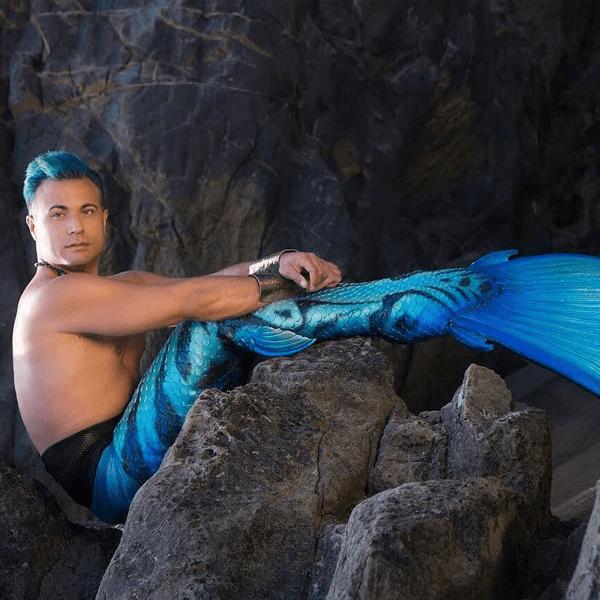 real mermaid jax