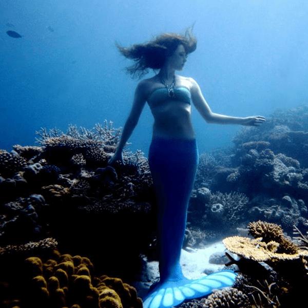 real mermaid anna kaminski