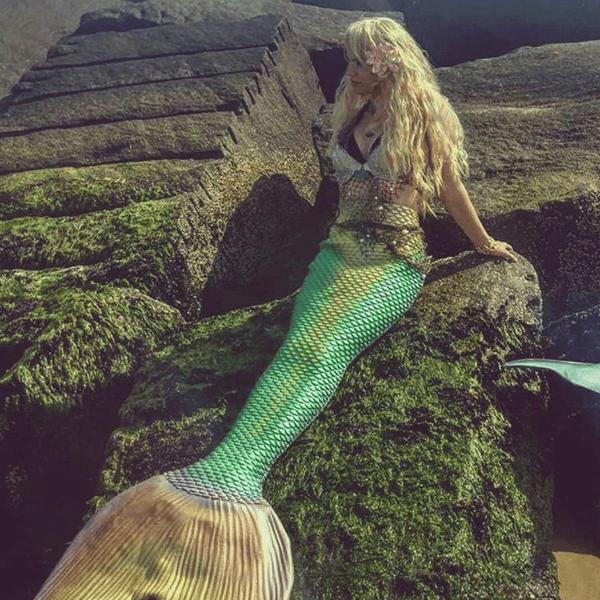 real mermaid equa