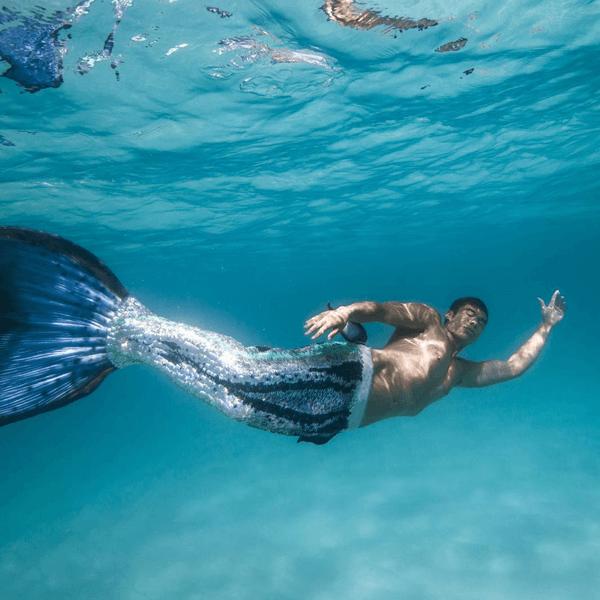 real mermaid hawaiian
