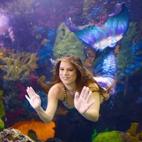 real mermaid malena