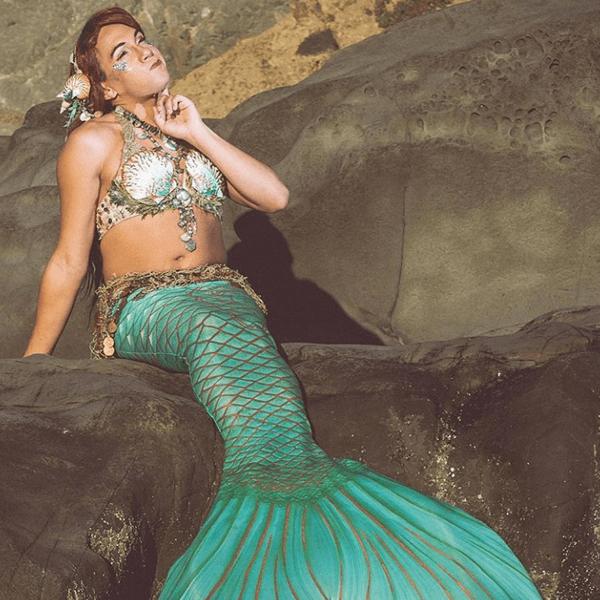 real mermaid nymphia