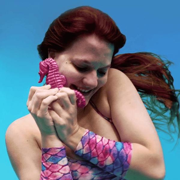 real mermaid syphira