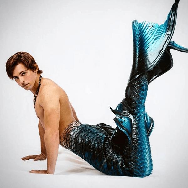 real mermaid thommy