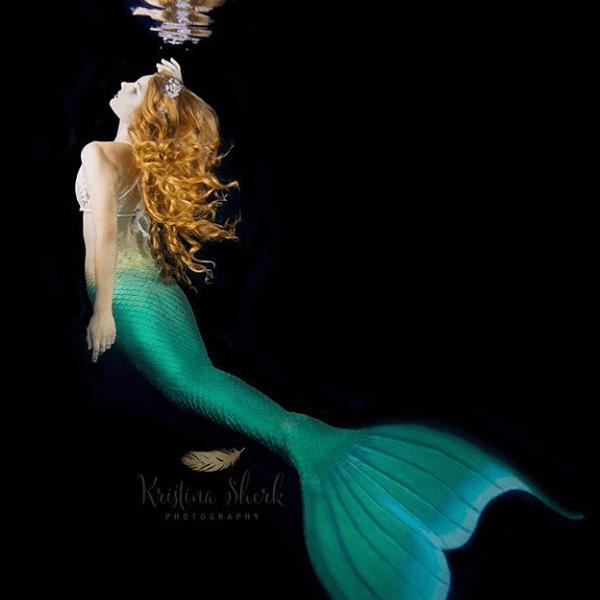 real mermaid virginia