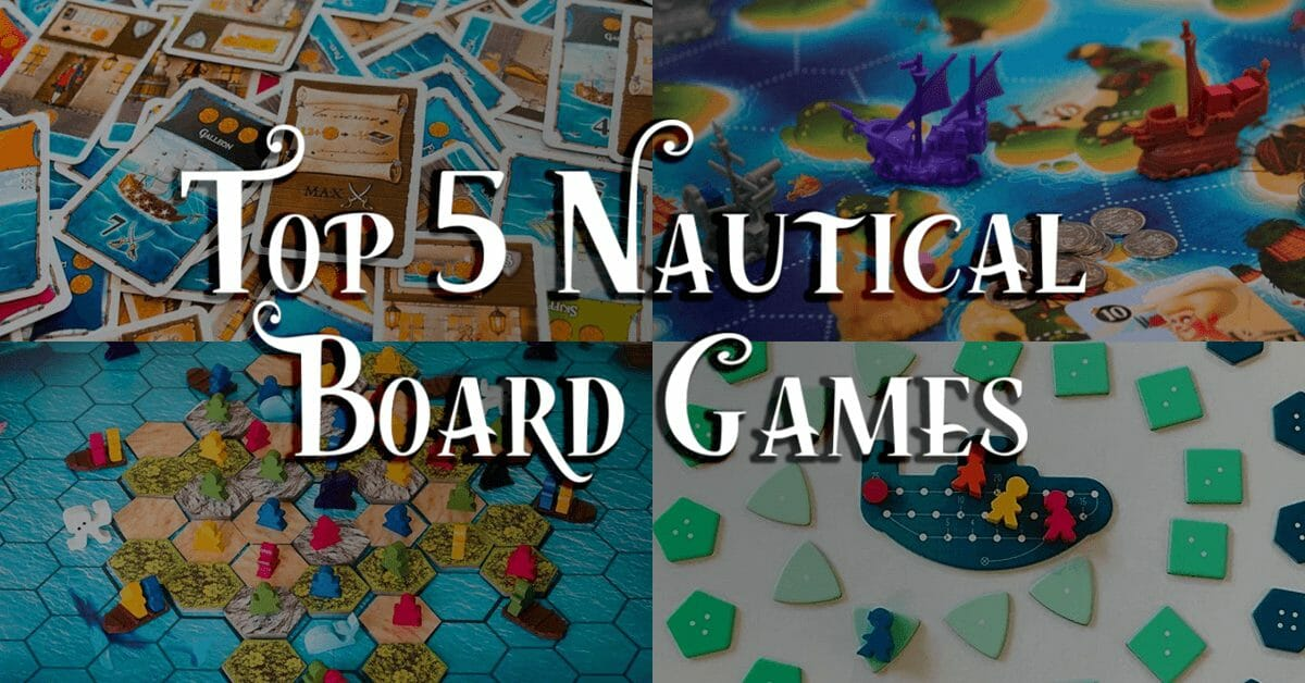 nautical board games top 5 header