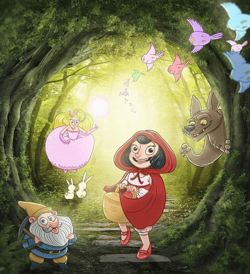 jeroen van zwol zwoltopia fairytale forest
