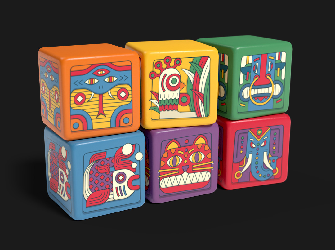 updated totem blocks for totems and taboos